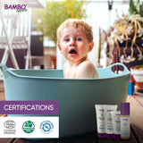 Bambo Nature Eco Friendly Hair & Body Wash For Kids, 150 ml