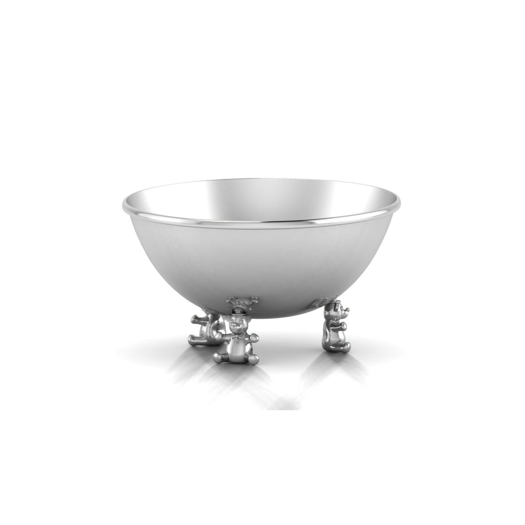 Sterling Silver Bowl - Teddy