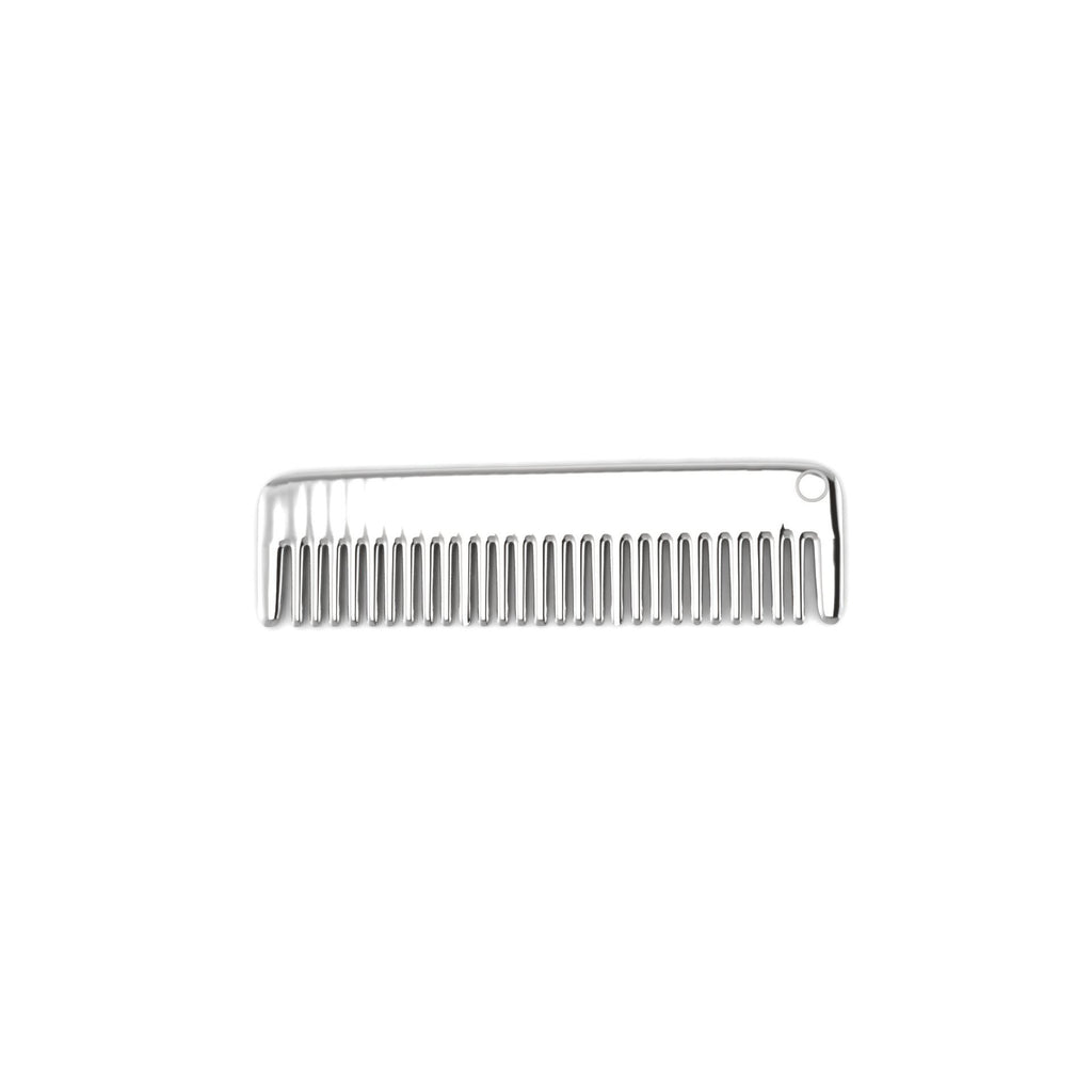 Sterling Silver Comb - Plain