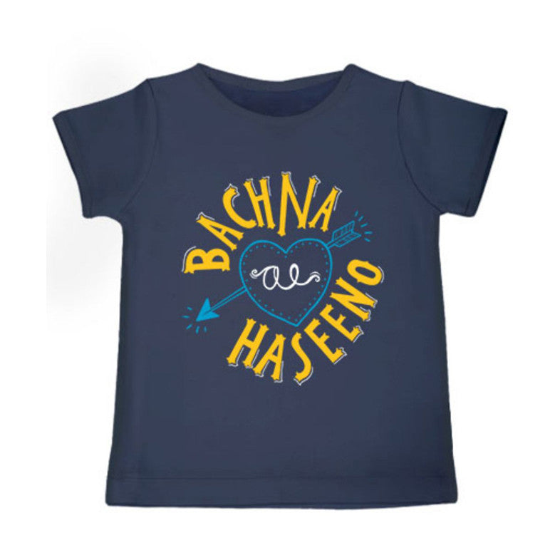 Bachna Ae Haseeno - Organic Cotton Tees for Toddlers