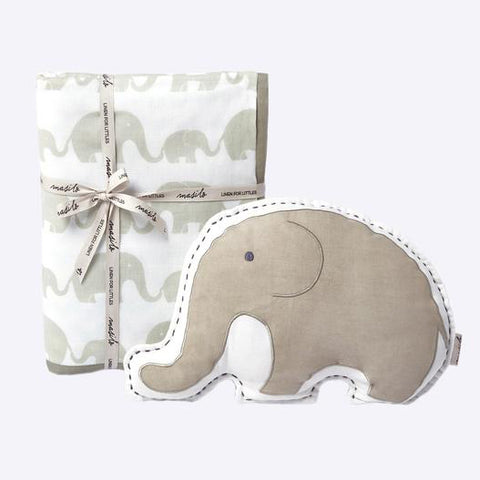 Tuck Me In Gift Bundle - Elephant Parade - Can be Personalised