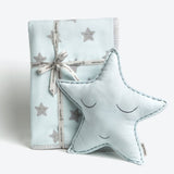"Tuck Me In Gift Bundle <br> Blue Star<br><span style=""font-size: 10px;"">Can be Personalised</span>"