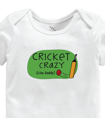 products/CRICKET-CRAZY-LIKE-DADDY-WHITE-ONESIE-ROMPER--FRONT-ZEEZEEZOO-closeup.png