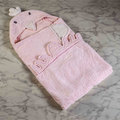 "Chicken Animal Bath Wrap <br> <span style=""font-size: 11px; font-family:Helvetica,Arial,sans-serif;"">Can Be Personalised</span>"