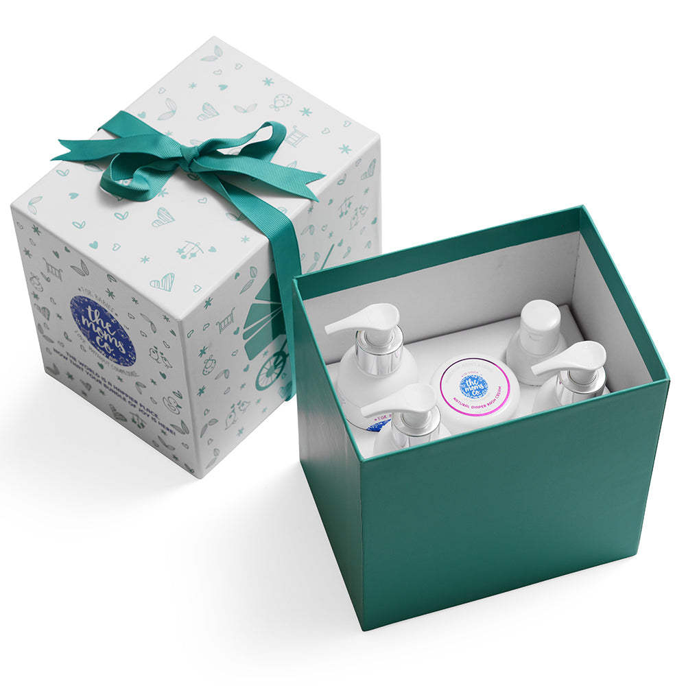 Baby complete care gift box