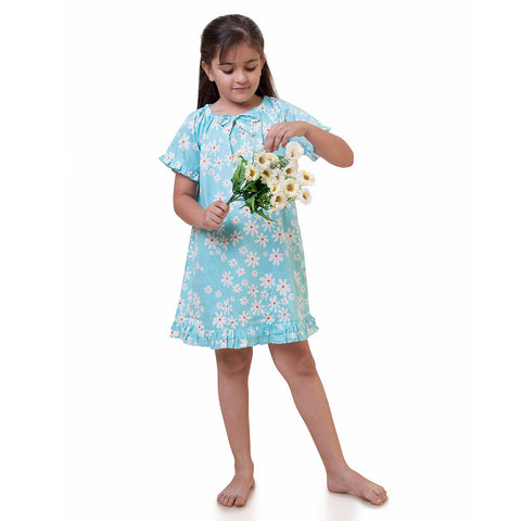 Girl's Nighty - Daisy