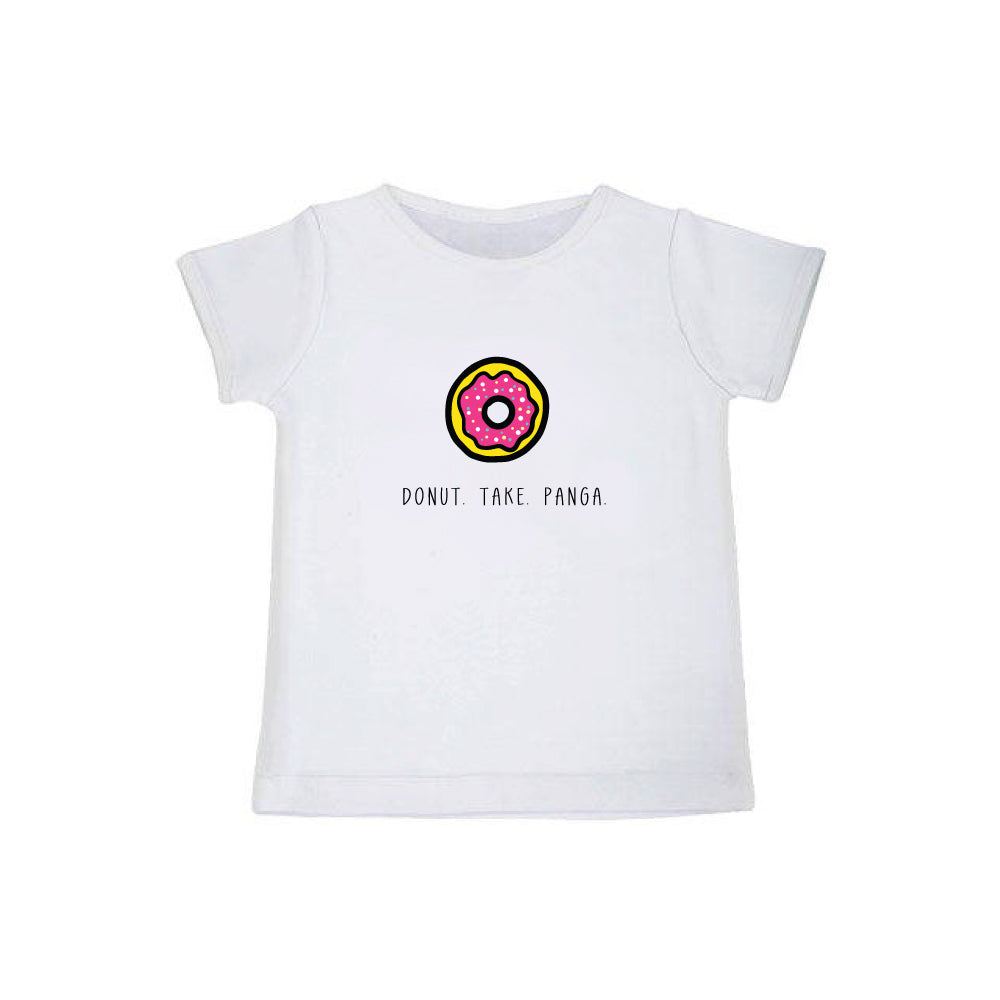 Donut Take Panga - Organic Cotton Tees for Toddlers