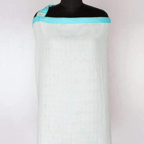 Dots Organic Muslin Nursing Cover