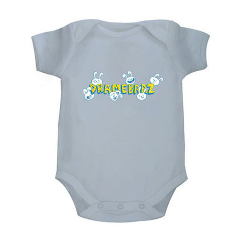 Dramebaaz <br> Organic Cotton Onesie, Can be Personalised