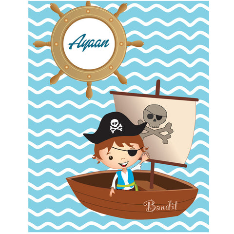 Personalised Writing Practice Books - Sailor, Set of 2
