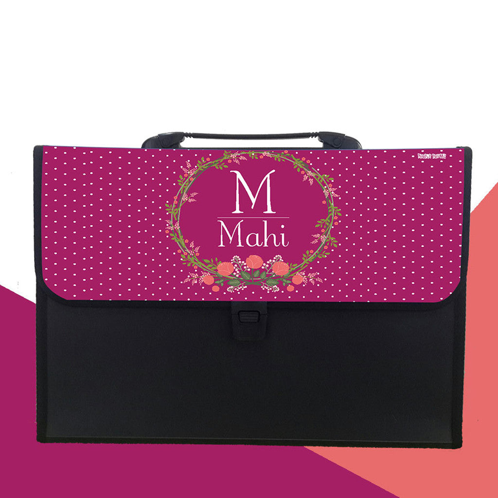 Personalised Folder - Elegance