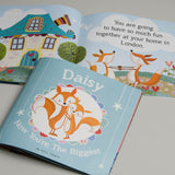 Personalised Sibling Storybook - Now You Are The Biggest