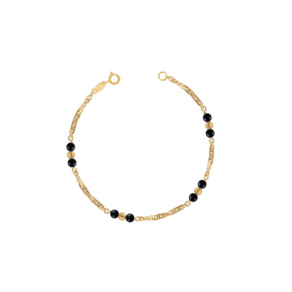 18K Gold Le Petit Classic Nazariya Bracelet, Baby Love Collection