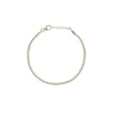 Base Bracelet (White Gold)