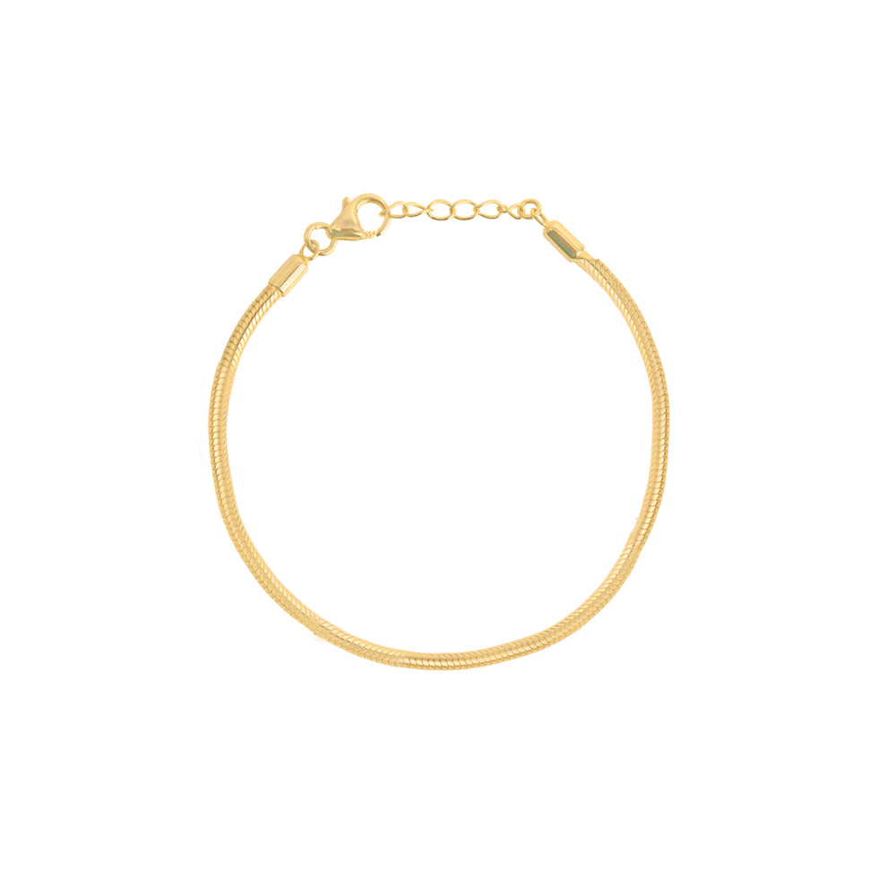 Base Bracelet (Yellow Gold)