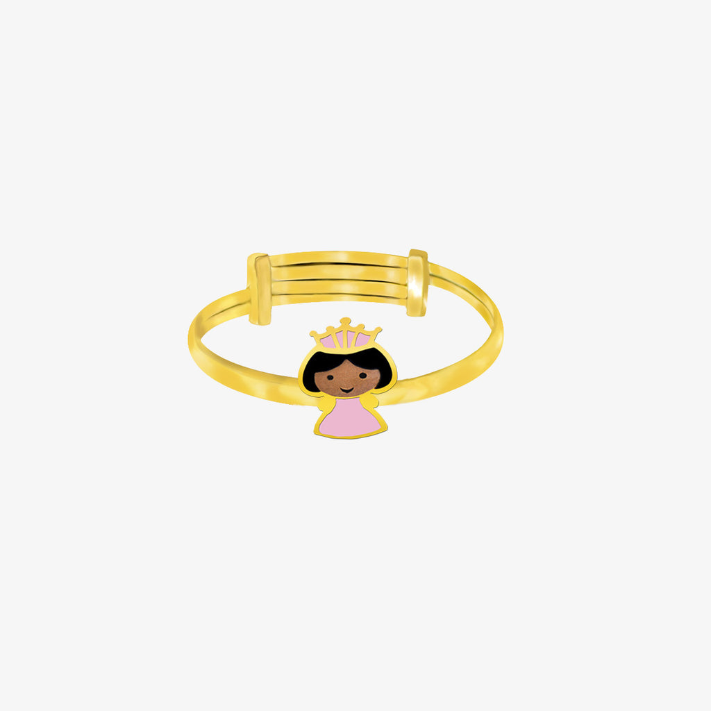 18K Gold The Princess of the Faraway Castle Ring, Storybook Collection