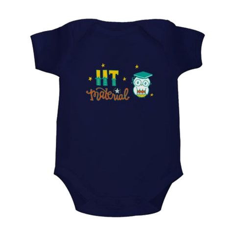 IIT Material <br> Organic Cotton Onesie, Can be Personalised