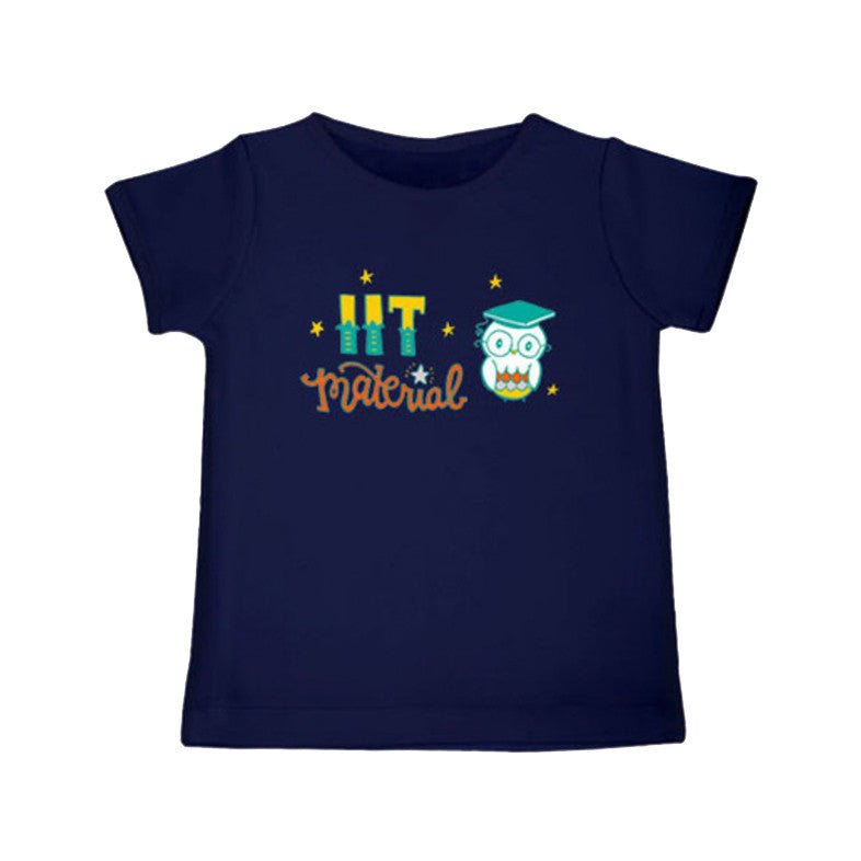 IIT Material - Organic Cotton Tees for Toddlers