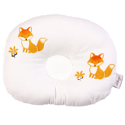 Fox in the Garden Infant Pillow