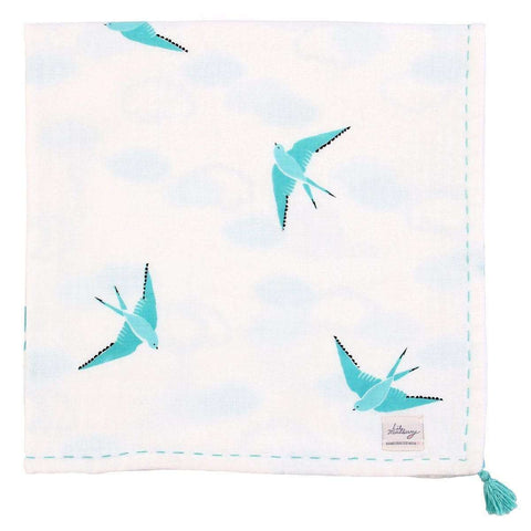 Freebird Thick Muslin Blanket