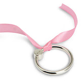 Sterling Silver Rattle & Teether - Flat Ring