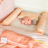 Baby Mini Cot Set - Love and Time