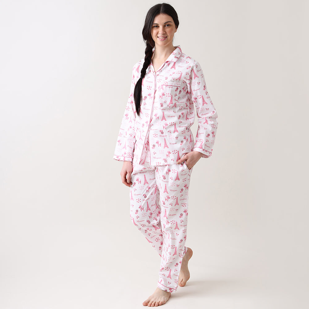Paris Pyjama Set for Women