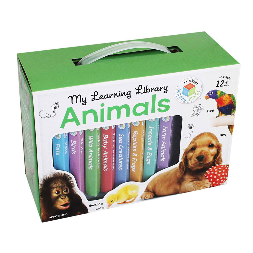 My Learning Library - Animals