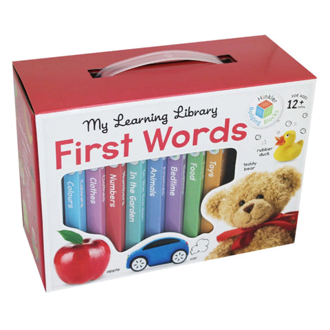 My Learning Library - First Words