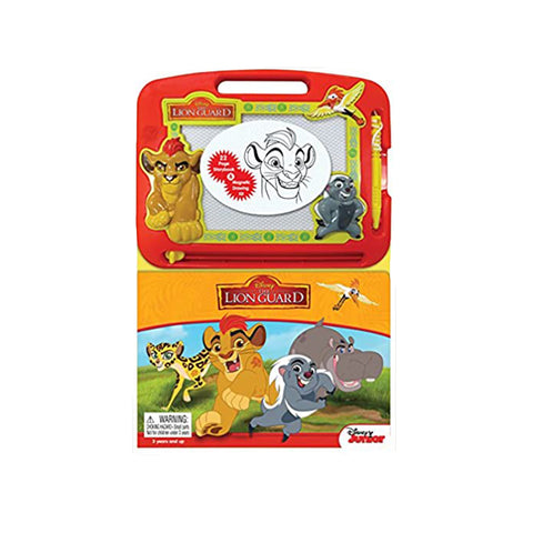 Lion Guard Magnetic Drawing Board