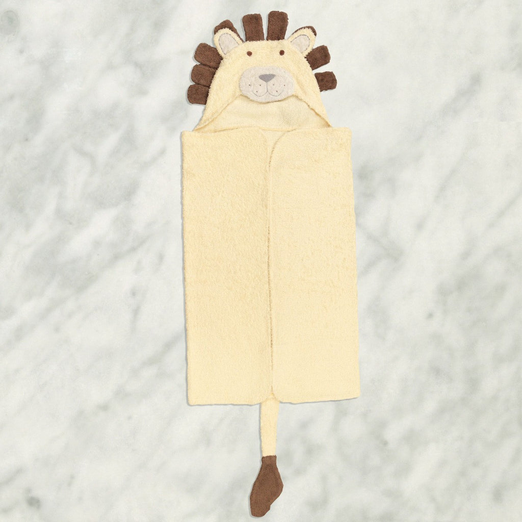 "Lion Animal Bath Wrap <br> <span style=""font-size: 11px; font-family:Helvetica,Arial,sans-serif;"">Can Be Personalised</span>"