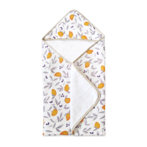 Masilo Hooded Towel – Mango