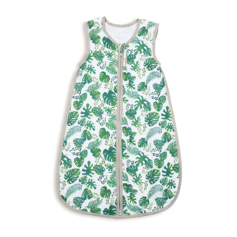 Masilo Bamboo Muslin Sleeping Bag - Tropical Vibes Only