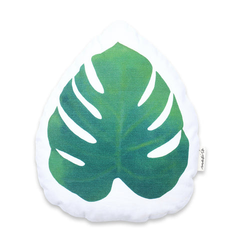Masilo Organic Shaped Cushion - Tropical Vibes Only