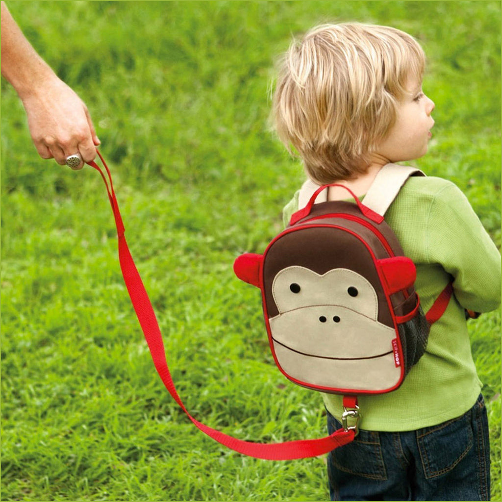 Skip Hop Zoo Safety Harness Backpack - Monkey