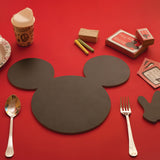 Meal Time Shaped Chalkboard Mat & Coaster - Mickey Mouse