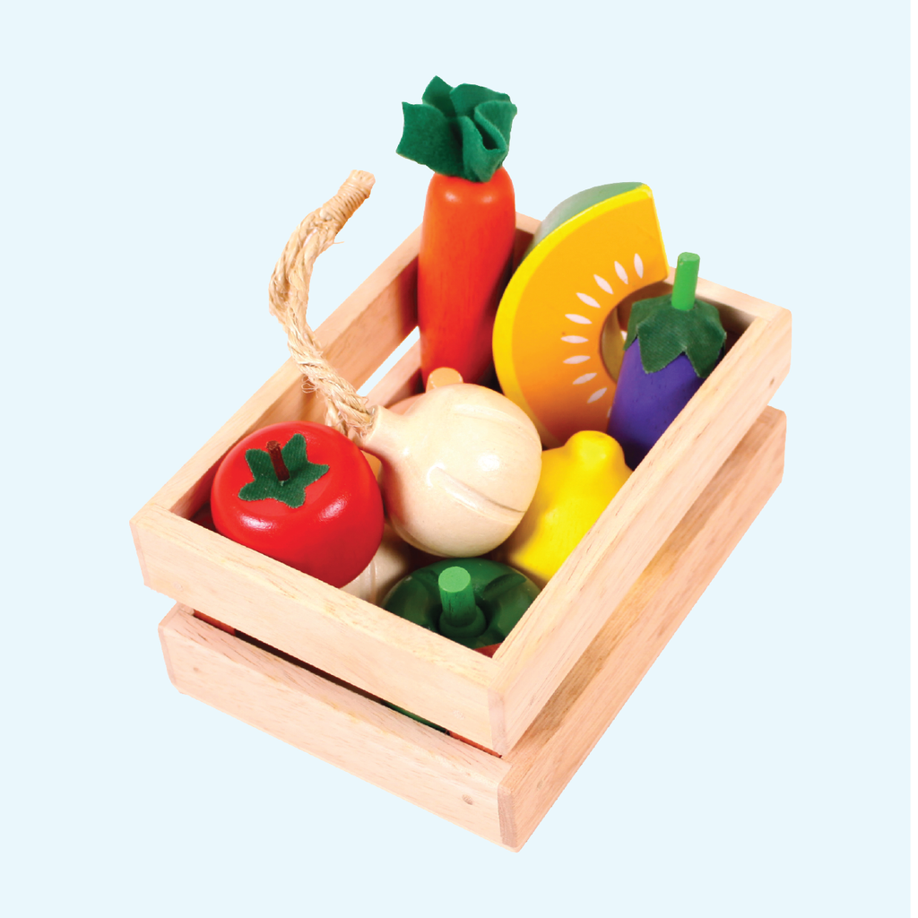 Mixed Vegetable Crate