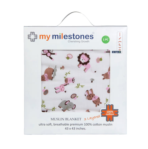 products/My_Milestones_Muslin_Blanket_3L_-_Pink_Front.JPG