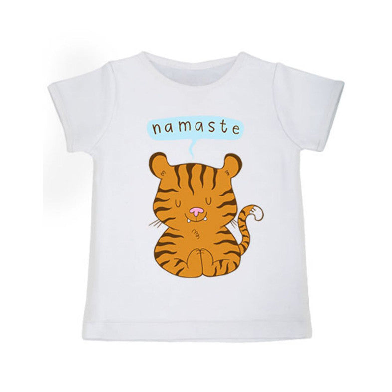 Namaste - Organic Cotton Tees for Toddlers