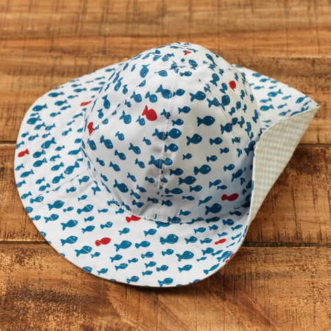 Nautical Sun Hat