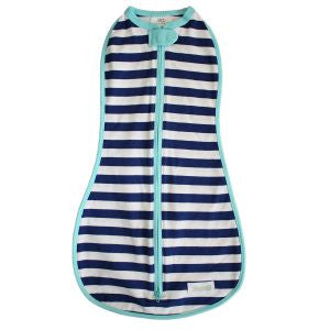 Navy Stripe Boy <br>Original Woombie