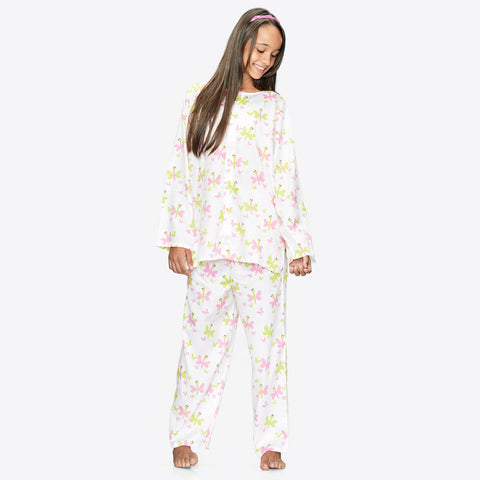 Kid's Pyjama Set - Butterfly