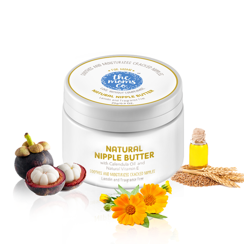 Natural Nipple Butter, For Breastfeeding (25gm)