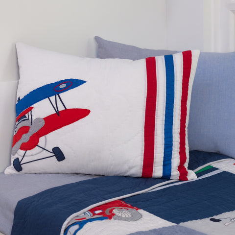 Off-We-Go! Kids Bedding Set <br> With Free Personalisation, Ages 3 to 15