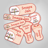 Cupcake Labels Super Saver Set