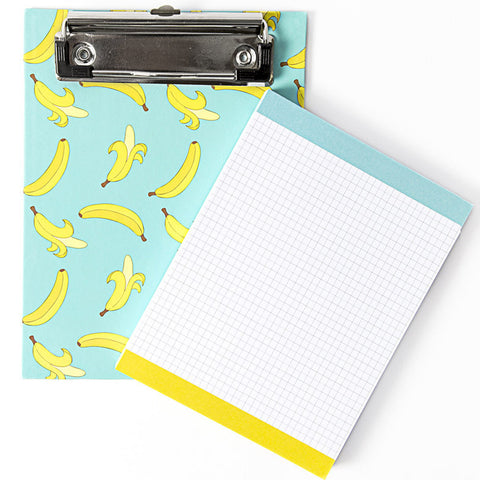 Mini Scribble Pad: Go Bananas