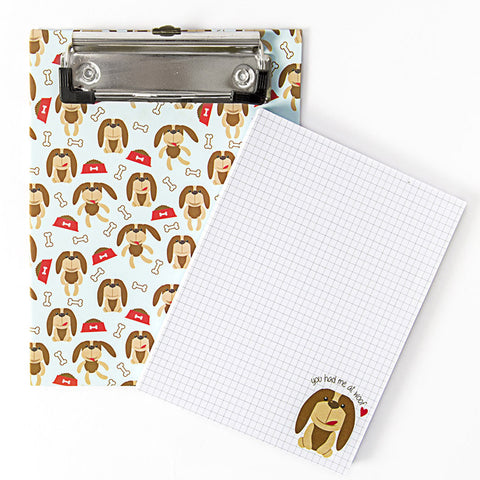 Mini Scribble Pad: You Had Me At Woof