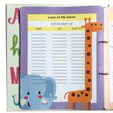 Baby's First Year Journal- Elephant