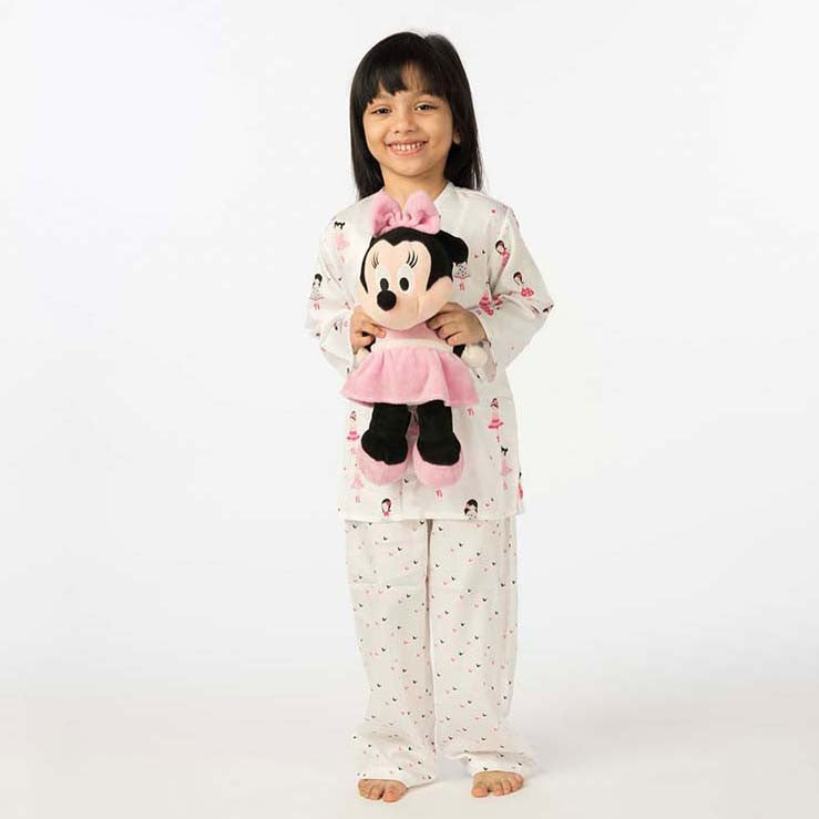 Kid's Pyjama Set <br> Pink Girl