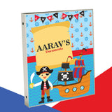 Personalised Binder - Pirate